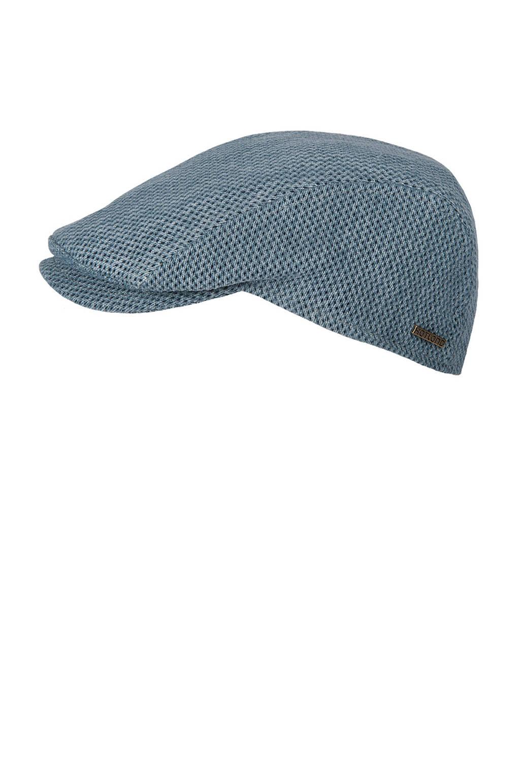HATLAND flatcap Wisse blauw, Blauw