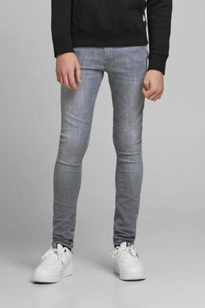 super skinny jeans JJIDAN grey denim