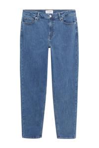 Violeta by Mango loose fit jeans Ely blue