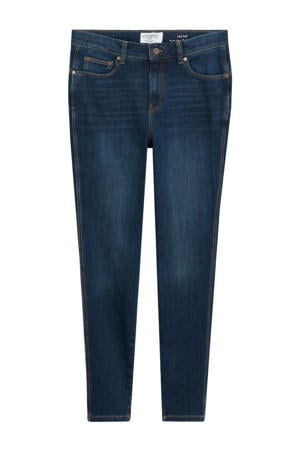 push-up skinny jeans Irene Bi-stretch darkblue