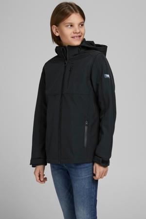 softshell jas zomer Mats zwart
