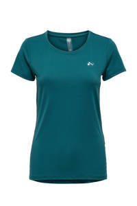 ONLY PLAY sport T-shirt Clarisa groen, Groen