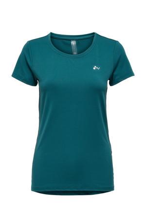 sport T-shirt Clarisa groen