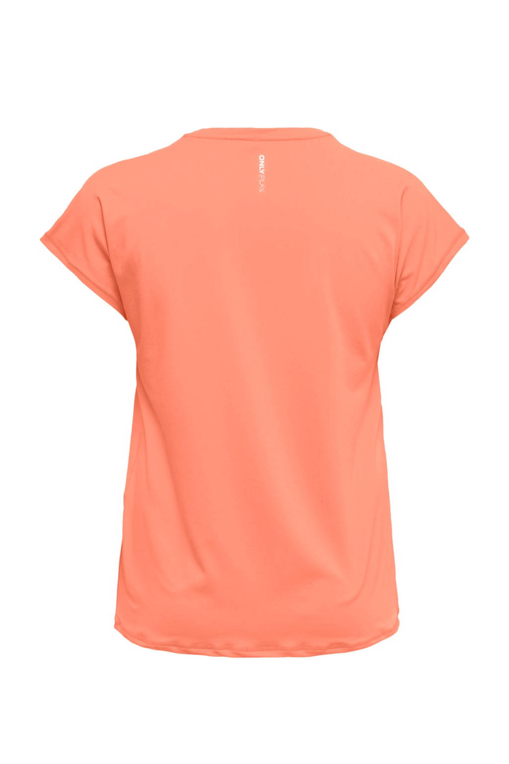 ONLY PLAY sport T-shirt oranje, Oranje
