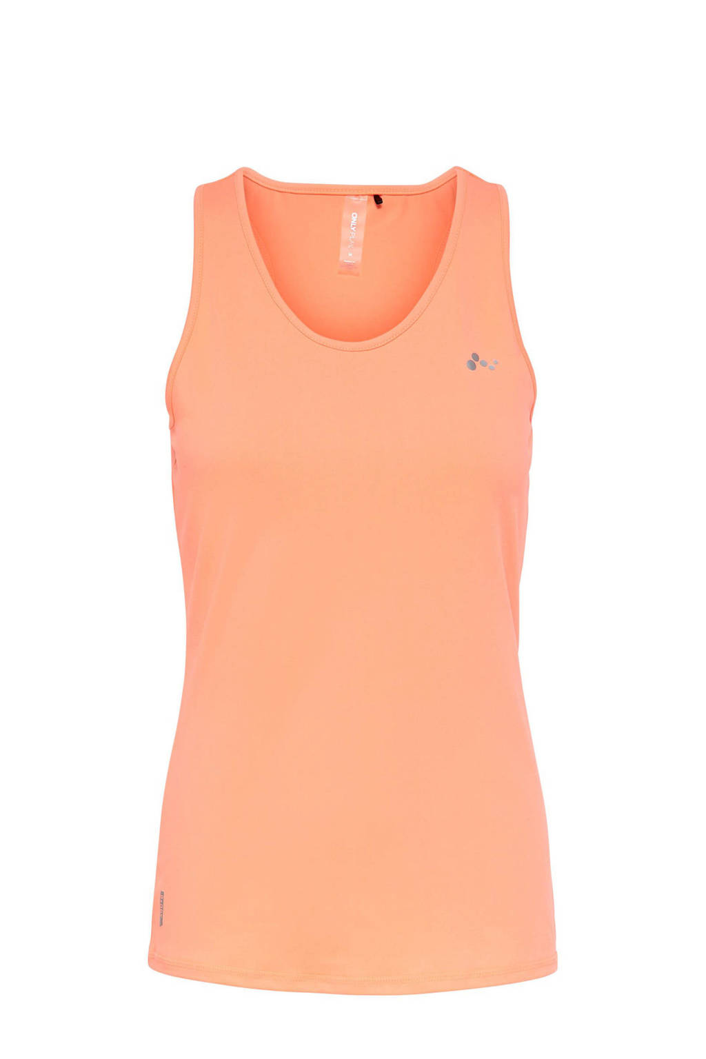 ONLY PLAY sporttop Clarisa oranje, Oranje