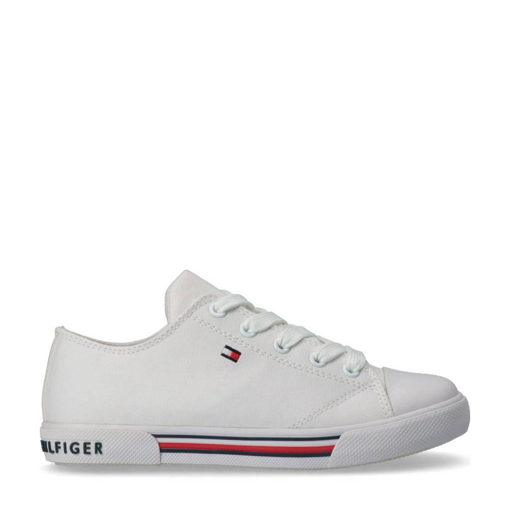 Tommy Hilfiger   sneakers wit, Wit