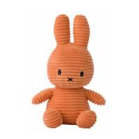 nijntje Miffy Sitting Corduroy Pumpkin knuffel 23 cm