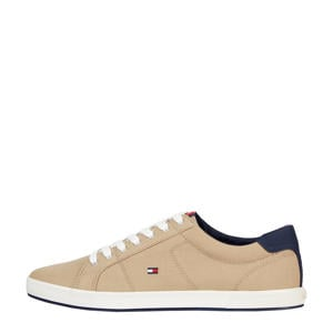 Iconic Long Lace  sneakers camel