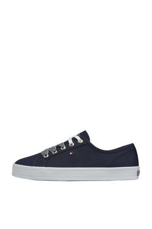 Essential Nautical  sneakers donkerblauw