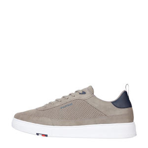 Modern Cupsole Perf Suede  sneakers taupe