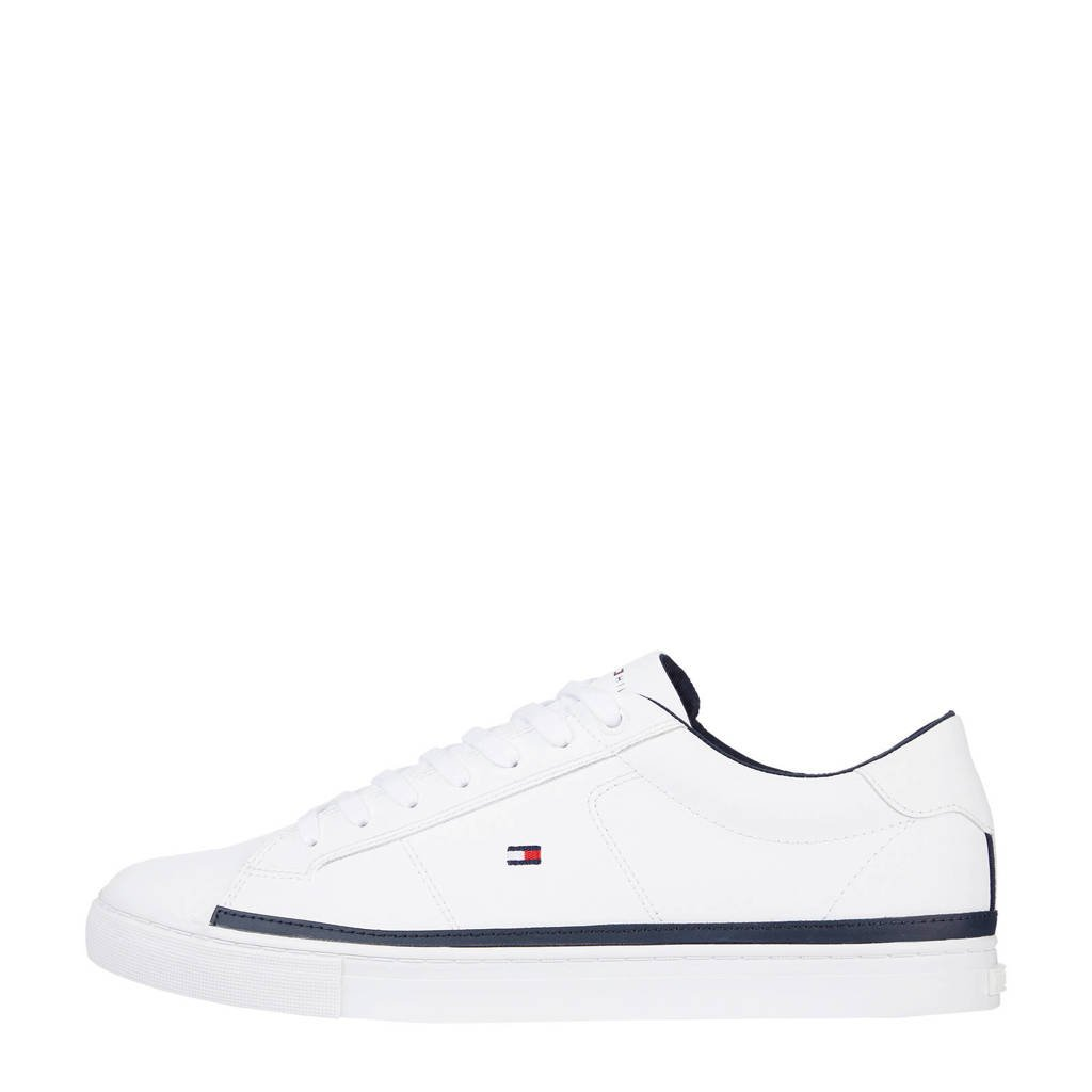 Tommy Hilfiger Essential Leather  sneakers wit, Wit