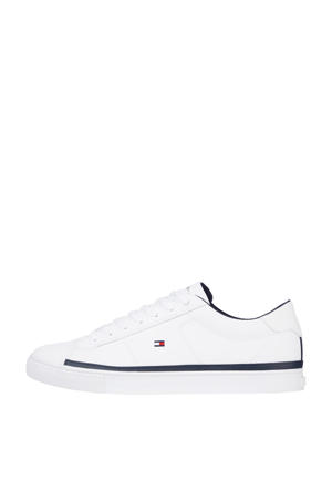 Essential Leather  sneakers wit