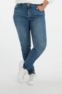 MS Mode slim fit jeans light denim, Light denim