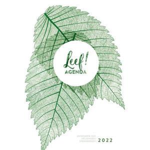Leef! Agenda 2022 Groot - Annemarie van Heijningen
