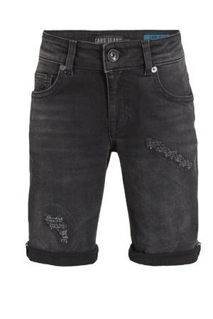 regular fit jeans bermuda Trevor black used