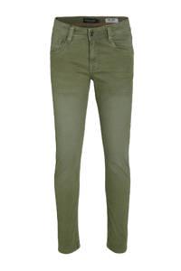 Cars regular fit jeans Belair Keper army groen, Army groen