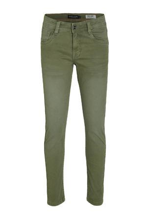 regular fit jeans Belair Keper army groen