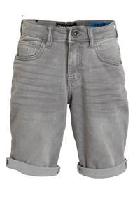 Cars regular fit jeans bermuda Seatle grey used, Grey used