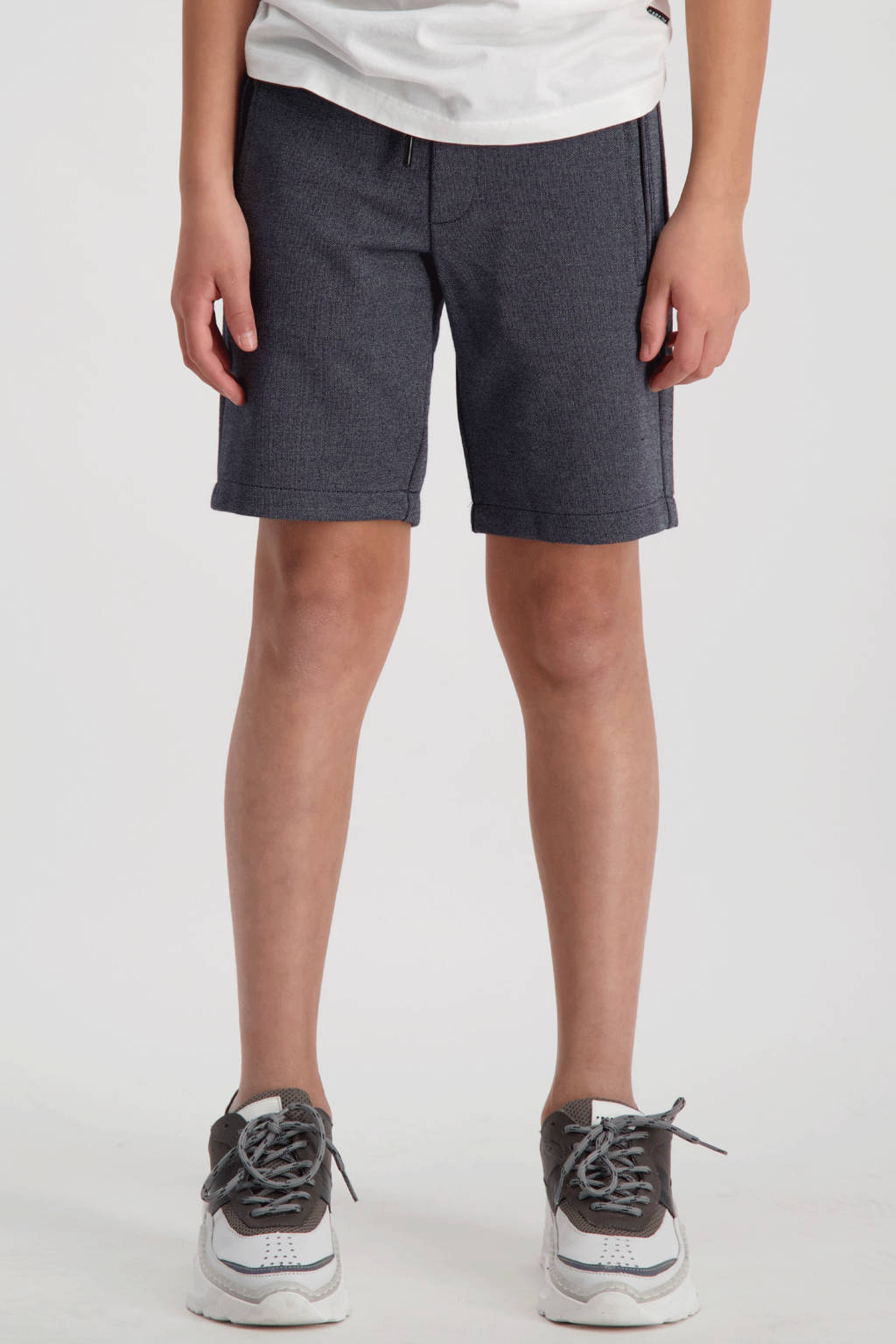 Cars regular fit sweatshort Herell donkerblauw, Donkerblauw