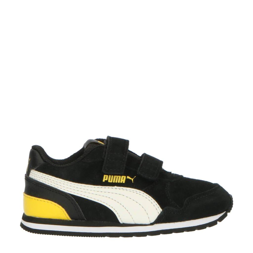 Puma  ST Runner V2 SD V sneakers zwart, Zwart
