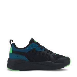 X-Ray Glow Jr  sneakers zwart/blauw/groen