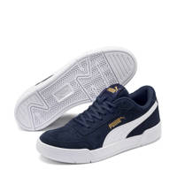 Puma Caracal SD Jr sneakers donkerblauw, Donkerblauw