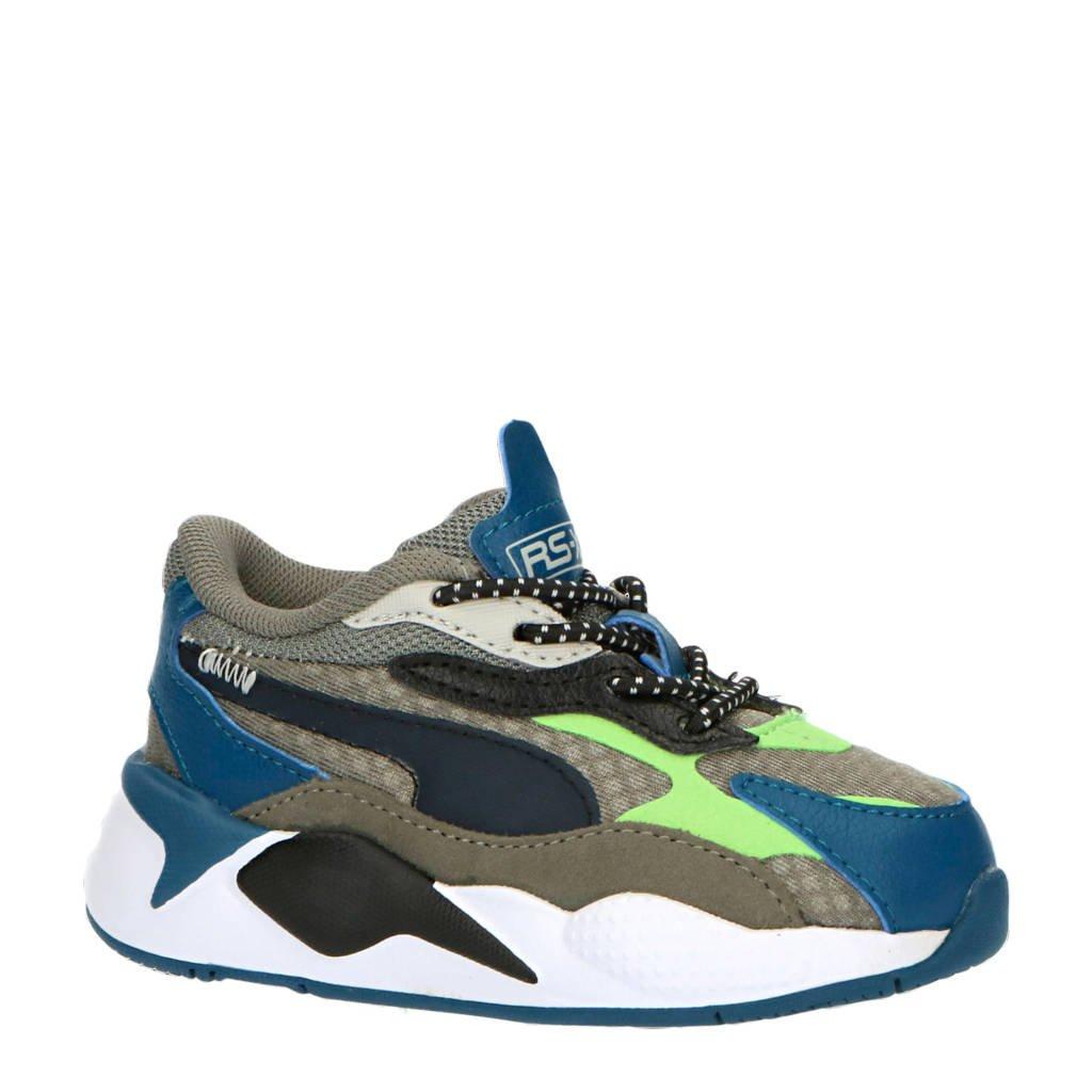 Puma   sneakers zwart, Zwart