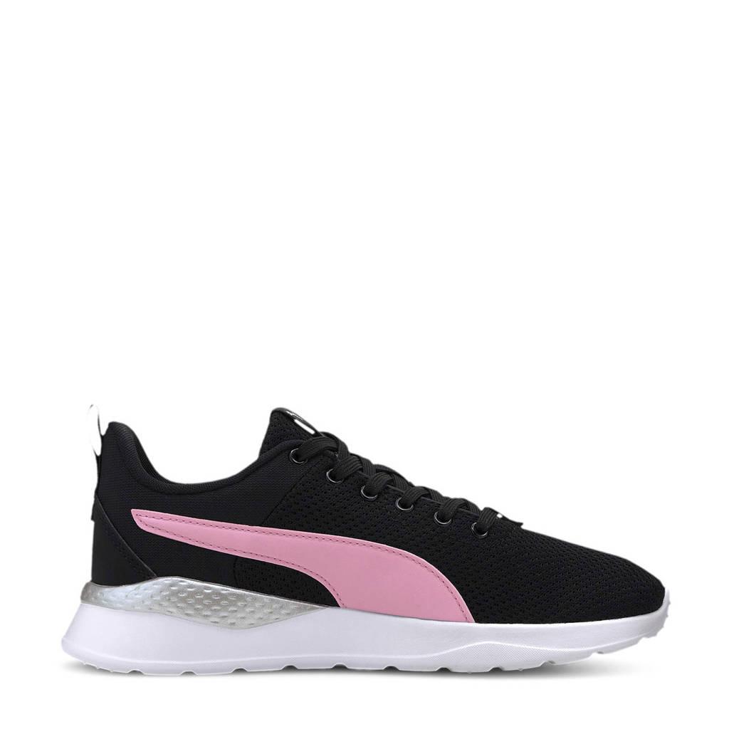 Puma Anzarun Lite Jr  sneakers zwart/roze, Zwart/roze