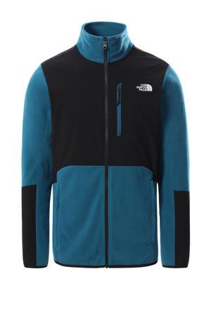 outdoor vest Glacier Pro blauw/zwart