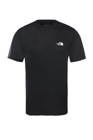 T-shirt Reaxion Amp zwart