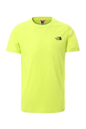T-shirt Simple Dome groen