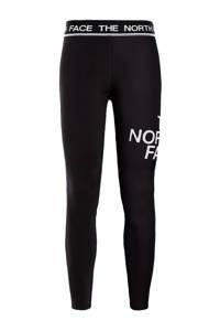 The North Face outdoor legging Flex zwart/wit, Zwart/wit`