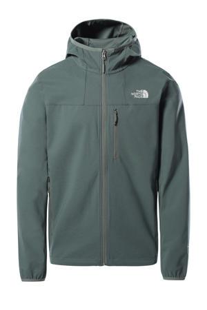 outdoor vest Nimble groen