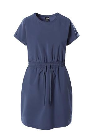 outdoor jurk Never Stop Wearing blauw