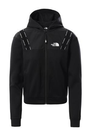 outdoor vest zwart