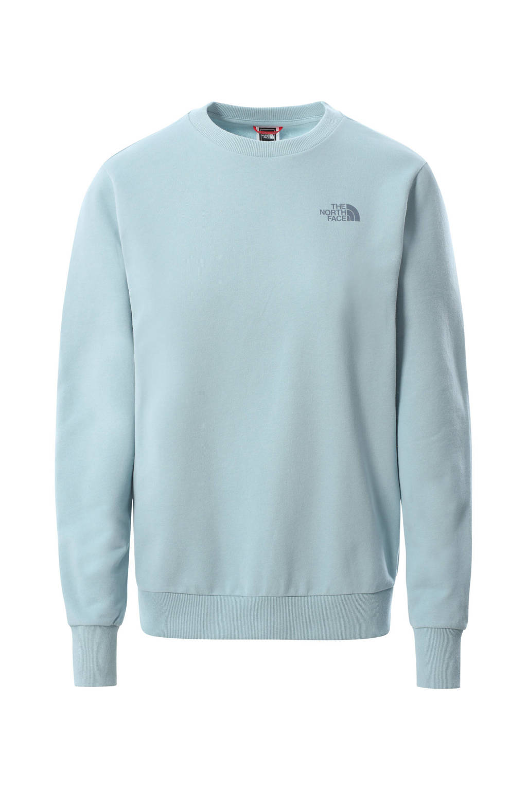 The North Face sweater lichtblauw, Lichtblauw