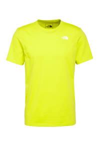 The North Face outdoor T-shirt Foundation groen, Groen
