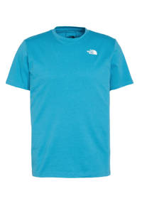 The North Face outdoor T-shirt Foundation blauw, Blauw