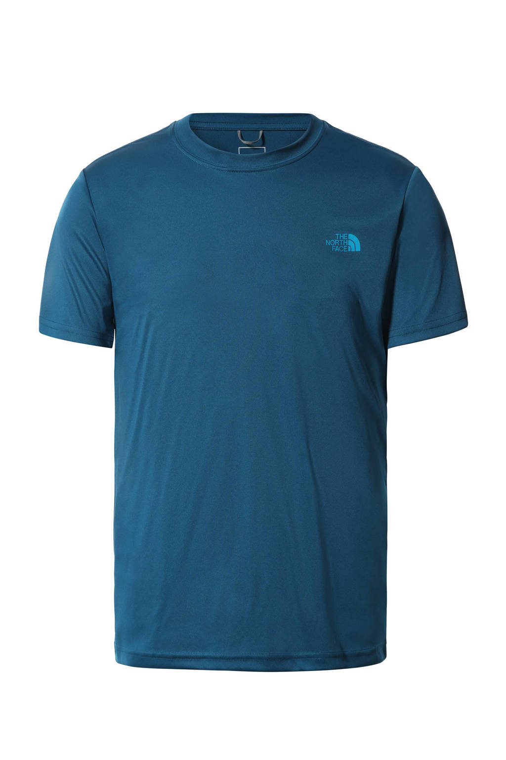 The North Face T-shirt Reaxion Amp donkerblauw, Donkerblauw