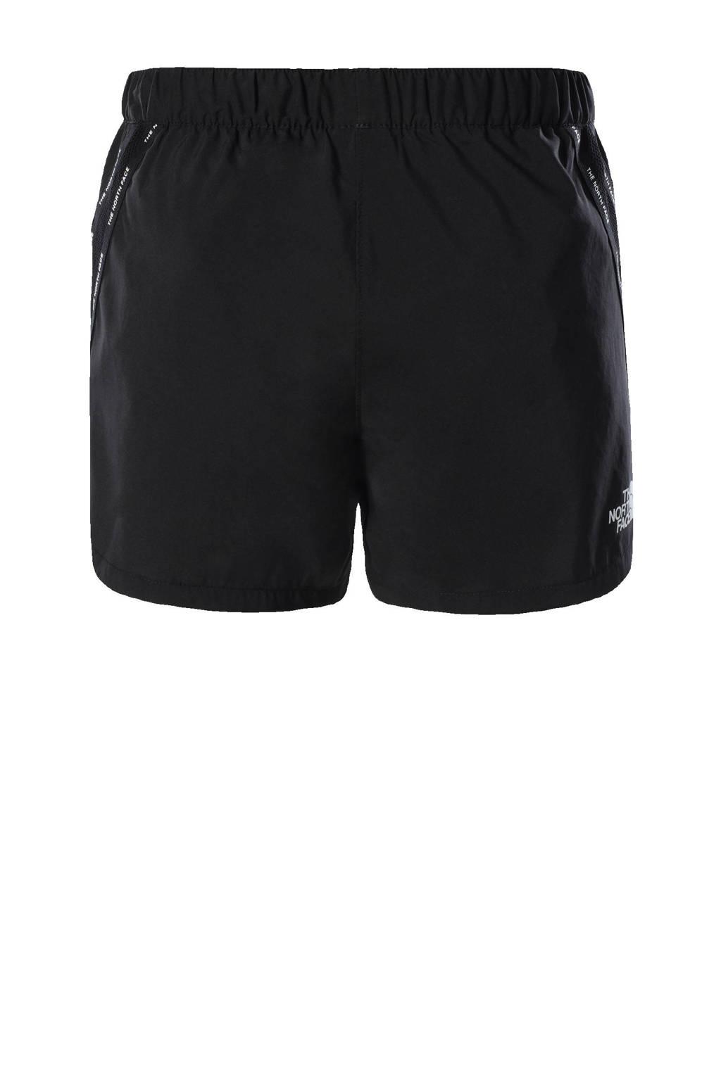 The North Face outdoor short zwart, Zwart