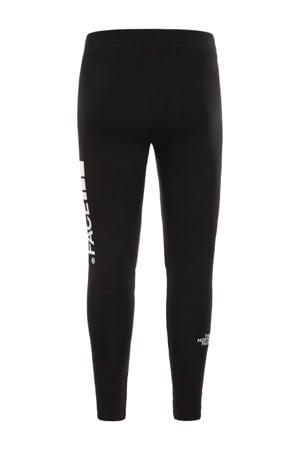 broek zwart/wit