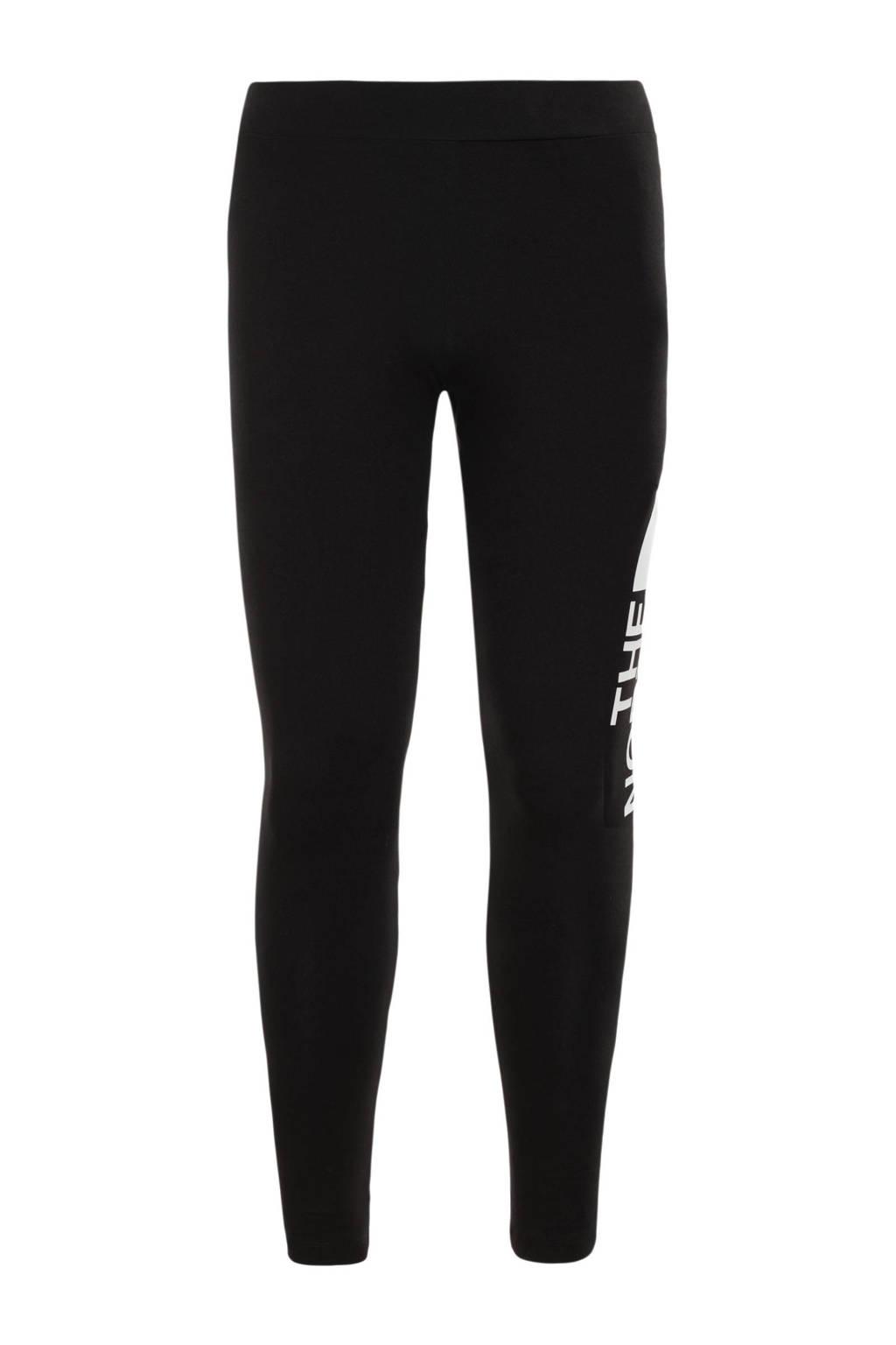 The North Face broek zwart/wit, Zwart/wit