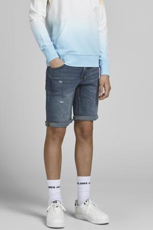 jeans bermuda Rick blauw