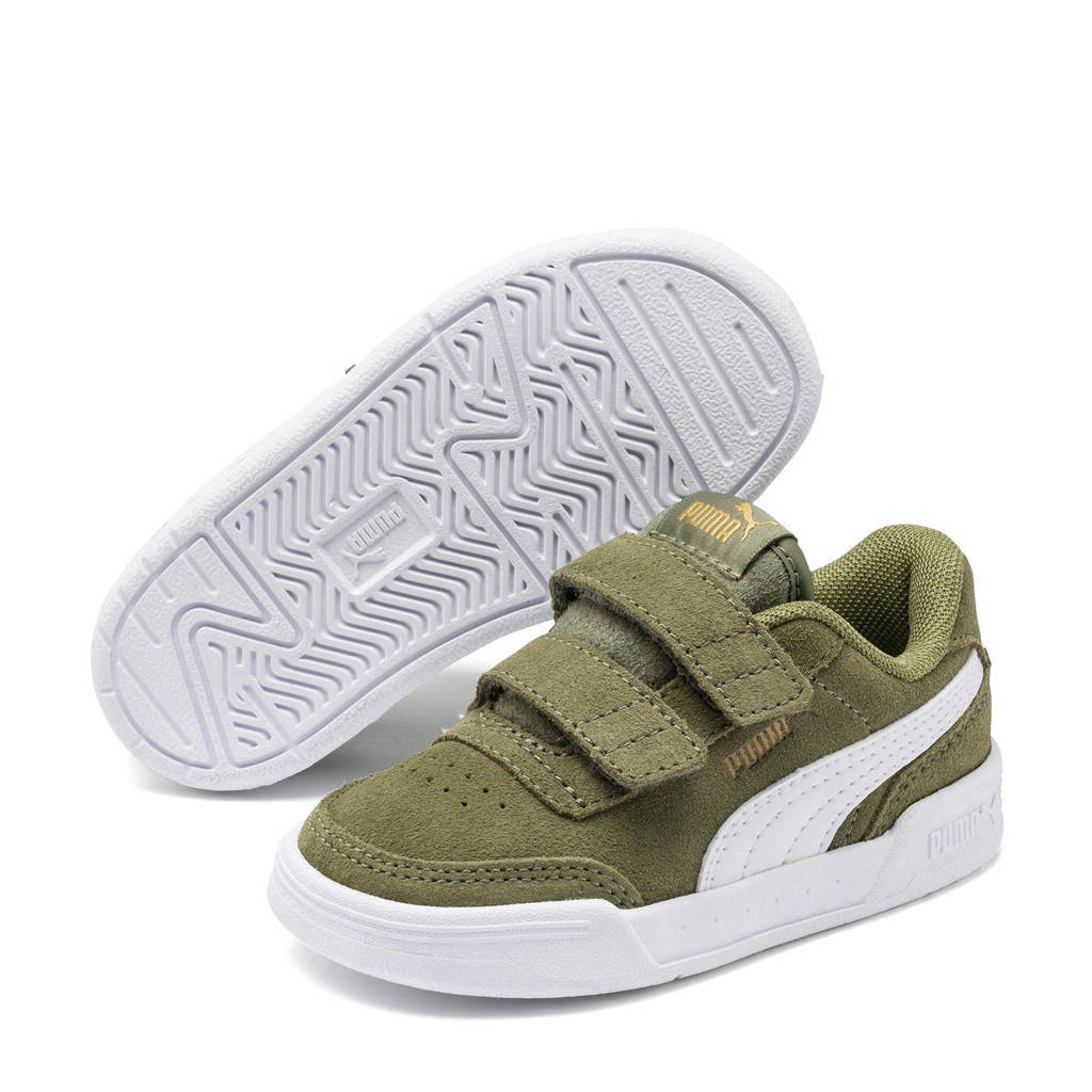Puma Caracal SD V Inf sneakers kaki/wit
