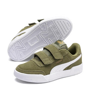 Caracal SD V PS sneakers kaki/wit