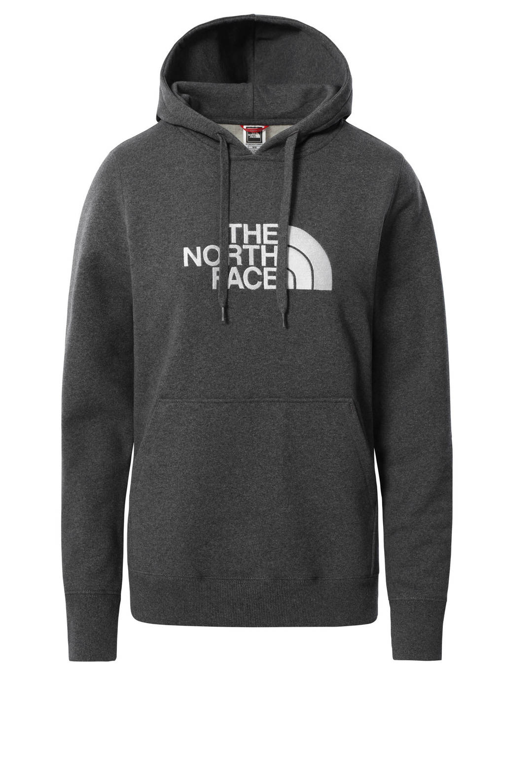 The North Face hoodie Drew Peak donkergrijs, Donkergrijs