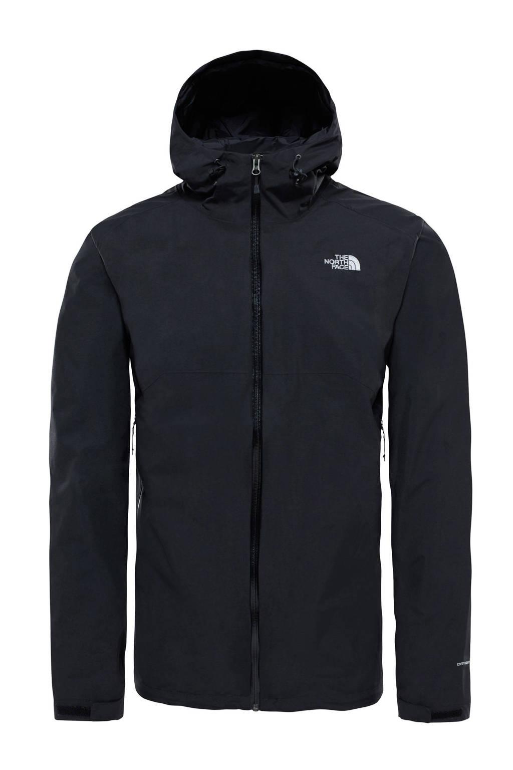 The North Face outdoor jack Stratos zwart, Zwart