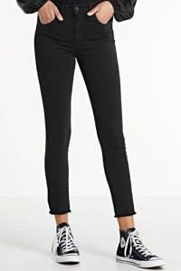 Lois skinny jeans Celia-L zwart, Zwart