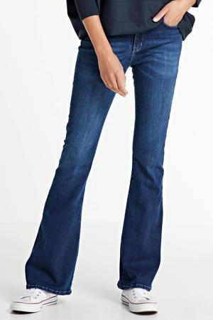 flared jeans Raval-16 dark stone