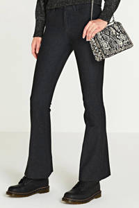 Lois flared jeans Raval-F donkergrijs, Donkergrijs
